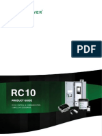 Recloser Smart Grid - RC10-Accessories-brochure