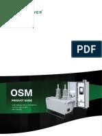 Recloser Smart Grid - OSM Single Pole Brochure