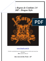 Manual de Regras de Combate 2 0 Larp Dragon Style