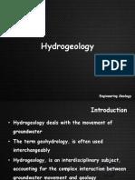 Hydro Geology