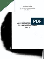 Règles de conception et de calcul des structures en béton armé C[1].B.A.93