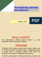 Concept of ASON