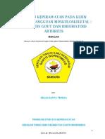 39580114 Askep Arthritis Gout Dan Rheumatoid Arthritis