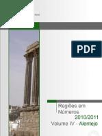 dgeec 2012_[educação] regiões números 2010 - 2011, vol 4 alentejo