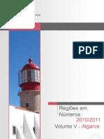 dgeec 2012_[educação] regiões números 2010 - 2011, vol 5 algarve