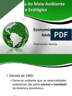 Aula 4 - Economia do Meio Ambiente e Ecológica