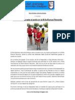 04. Isabel Gutiérrez sube al podio en la Milla Manuel Pancorbo