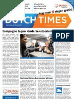 Dutch Times 20121025