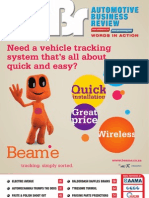 Automotive Business Review October 2012