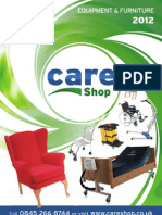Care Home Equipment Annual 2012
