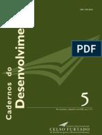 Cadernos Do Desenvolvimento - Centro Celso Furtado