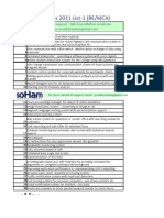 It Project List