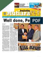 Buletin Mutiara Oct 2 - Tamil, Mandarin, English