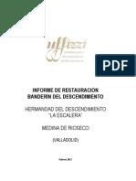 Informe Banderín Rioseco