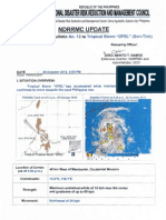 NDRRMC Update Re Swb No.12 for Ts Ofel as of 25 Oct 12, 5pm