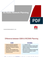 3G Radio Network Planning & Optimization V2