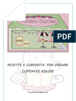 I cupcake di Mirtilla