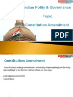 4B - Constitution Amendment