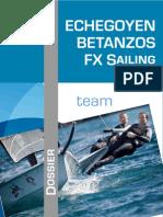 Dossier Equipo Echegoyen Betanzos - 49erFX Sailing