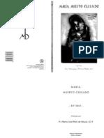 Petit de Murat - María, Huerto Cerrado