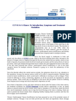 CCVSI at a Glance