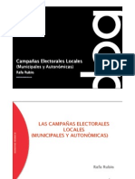 campañas electoraes locales