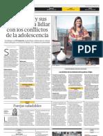 Pilar Sordo y Sus Consejos Para Lidiar Con Los Conflictos de La Adolescencia