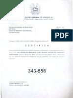 Acta Constitutiva Aruad Import, C.A
