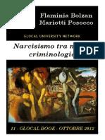 Flaminia Bolzan Mariotti Posocco - Narcisismo Tra Mito e Criminologia