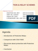 Protection & Relay Schemes2