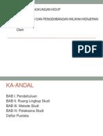 Kerangka Acuan AMDAL