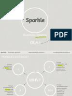 Apresentação Sparkle Business Ignition