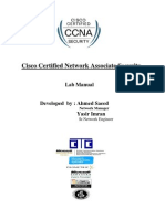 CCNA Security Lab Manual by Yasir Imran