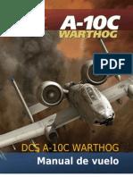 DCS a-10C Manual de Vuelo