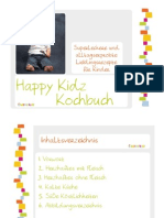 Kochen mit Kindern - Leckere Rezepte