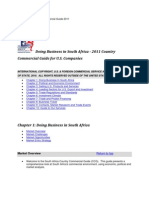 South Africa EXport Data
