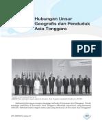 10. Hubungan Unsur Geografis Dan Penduduk Asia Tenggara