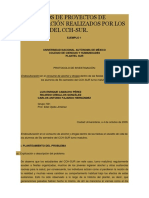 3 EJEMPLOS DE PROYECTOS DE INVESTIGACIÓN REALIZADOS POR LOS ALUMNOS DEL CCH