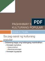 Paghihimay Sa Kulturang Popular 2