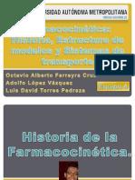 Farmacocinética - Historia - modelos y sistemas de transporte