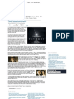 'Titanic' Press Launch Report