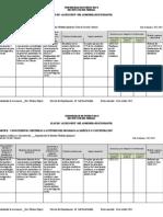 Plan de Assessment - Programa General de Ciencias Sociales - (Primer Semestre , 2012-2013)