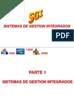 Difusión Sistemas Integrados de Gestión
