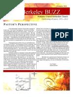 2012 11 Newsletter