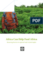 Africa Can Feed Africa Report