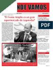 """Mensuario """"A Donde Vamos"""", Octubre 2012"""