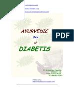 5032401 Ayurvedic Diabetes Cure