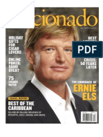 """La Palina's Next Act"" Cigar Aficionadao - December 2012"
