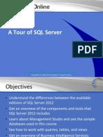 A Tour of SQL Server