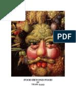 Food Beyond Food